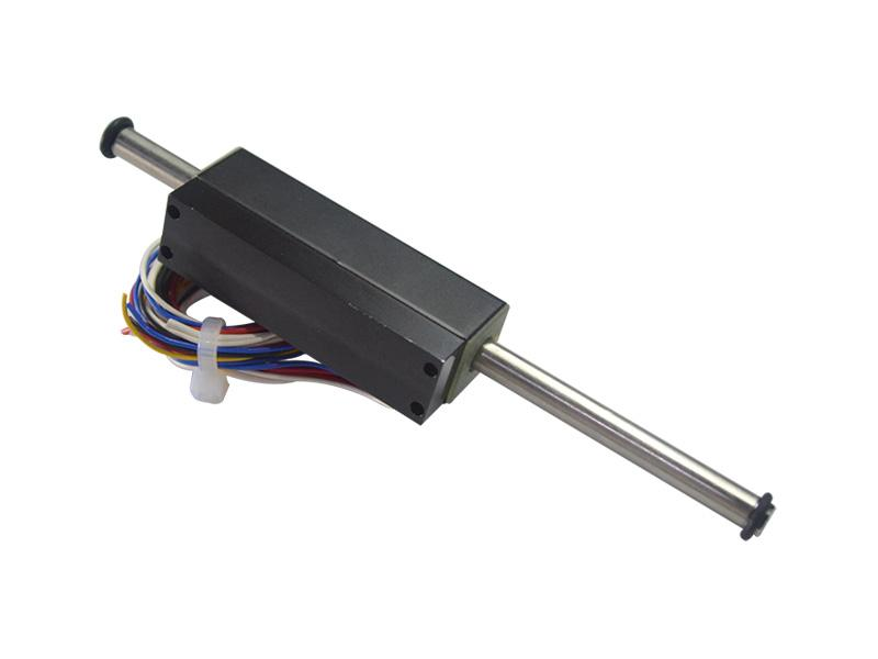 高精度磁軸式直線電機模組 2