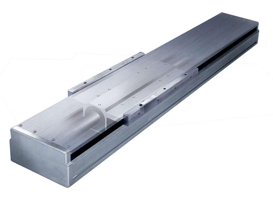 高精度磁轴式直线电机模组 1