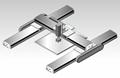 高精度磁轴式直线电机模组 5