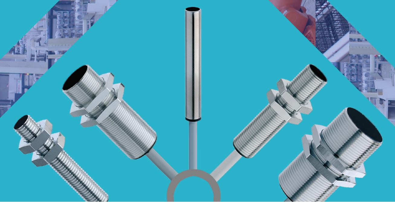 环形系列电感式传感器(接近开关)6mm 1