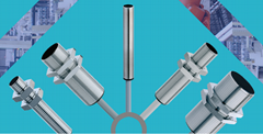 環形系列電感式傳感器(接近開關)6mm