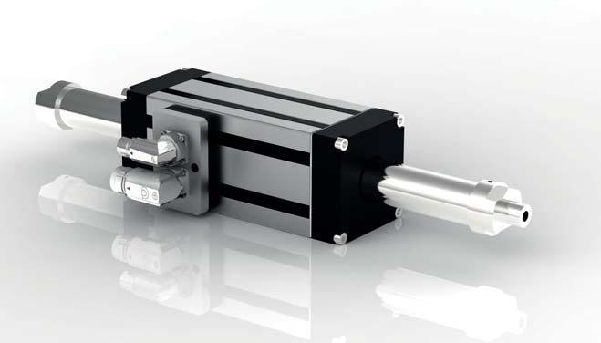 GD磁轴微型直线电机&高性能轴式直线电机 2