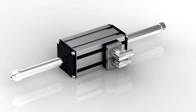 GD磁轴微型直线电机&高性能轴式直线电机 4