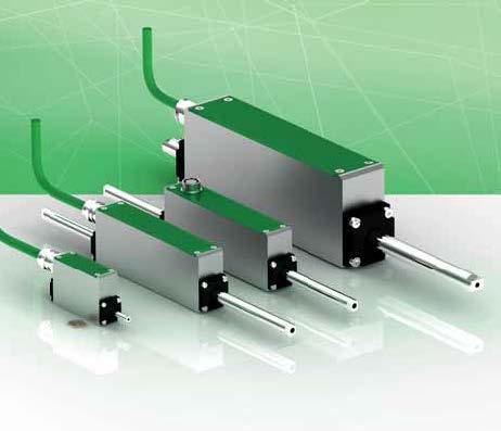 NL系列磁轴微型直线电机 2