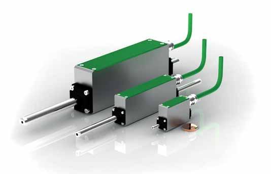 NL系列磁轴微型直线电机 1