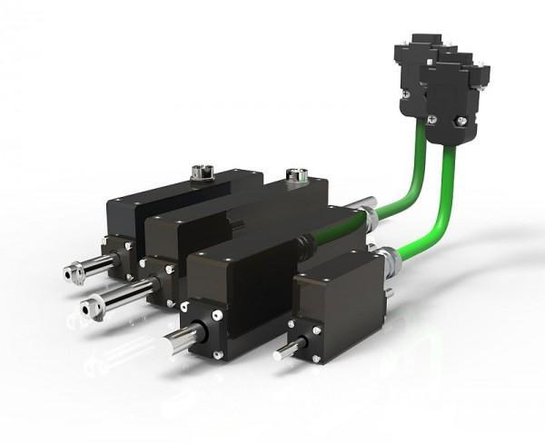 NLH食品製藥&高防護磁軸式微型直線電機 1