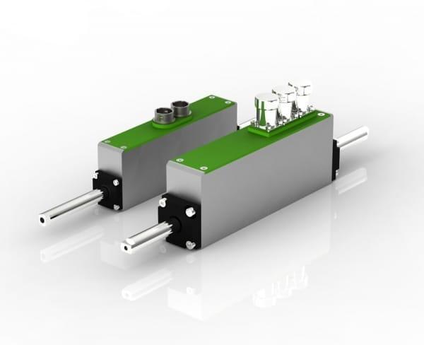 NiLAB驅控一體磁軸式微型直線電機 1