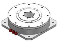 PM.DDR.325系列 φ325mm力矩電機(高度65mm)
