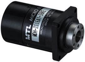 MDS/MDH-20系列 φ20mm微型DD馬達(中空軸可選) 1