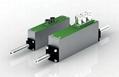 光電數粒機用&驅控一體微型直線