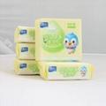mini No addictive feminine Newborn cloth baby sanitizer wet wipes tissue 2