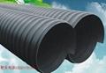 HDPE鋼帶增強螺旋波紋管