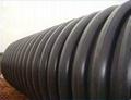 HDPE內肋增強螺旋波紋管