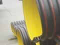 HDPE雙層三色改性管