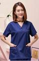 high quality hospital use medical scrubs  4