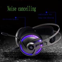 Best factory price OEM gaming headset headphone gamer
