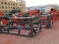 移動式排水槽機械