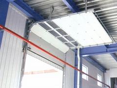 Outdoor safe Automatic induction door screens
