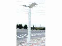 R   ed waterproof durable outdoor Street lamp steel modelling