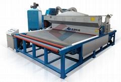 Automatic Horizontal Glass Sand Blasting Machine
