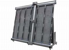 Vertical Glass CNC Artcut Machine