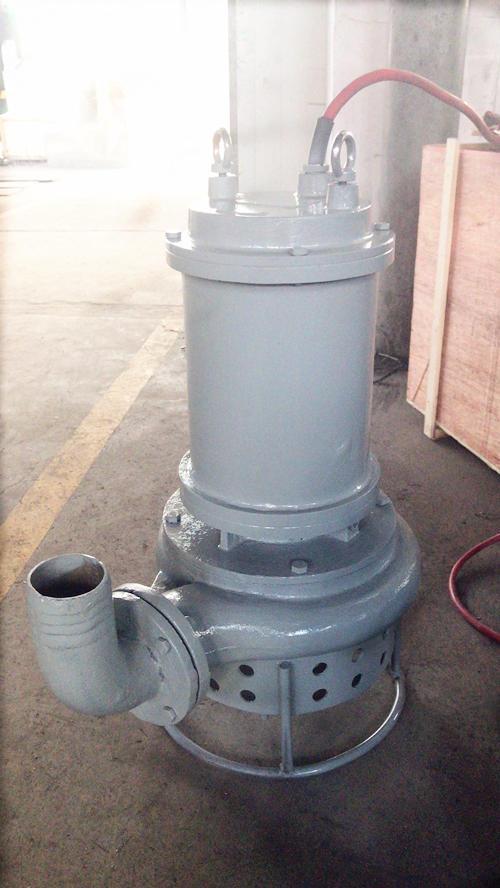 HSQX型不鏽鋼耐腐蝕潛水泥砂泵 1