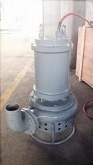 HSQX型不鏽鋼耐腐蝕潛水泥砂泵
