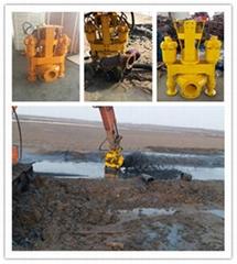 HSY系列液壓型挖機抽泥泵