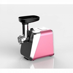 800W Automatic Stainless Steel Container Meat Grinder