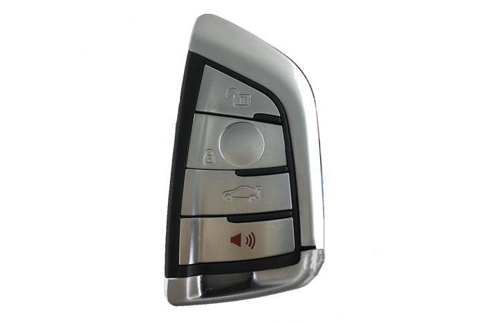 4 buttons BMW CAS4+FEM smart key 1