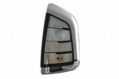 4 buttons BMW CAS4+FEM smart key