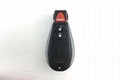 3BTN Chrysler Dodge Remote Key