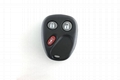 2+1 button Hummer remote control 315Mhz
