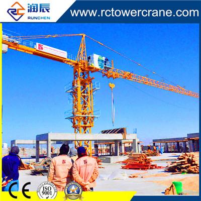 RCT6015-10 hoisting mechanism auxiliary tower crane with safety limiter