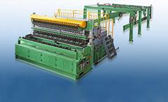 GWC-A自動鋼觔網片專用焊接生產線