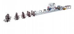 GWC-C-500蒸压加气混凝土板材网片焊接生产线
