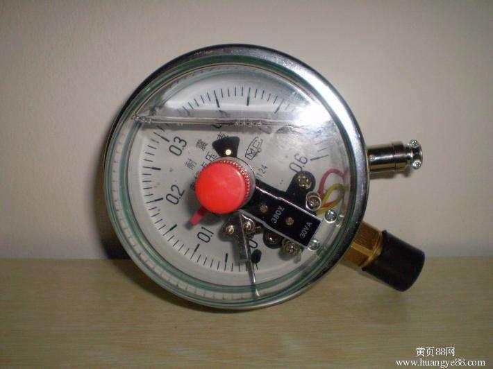 耐震電連點壓力表 1