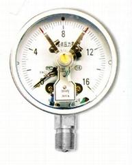 不鏽鋼紐扣壓力表