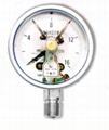 干簧式電接點壓力表