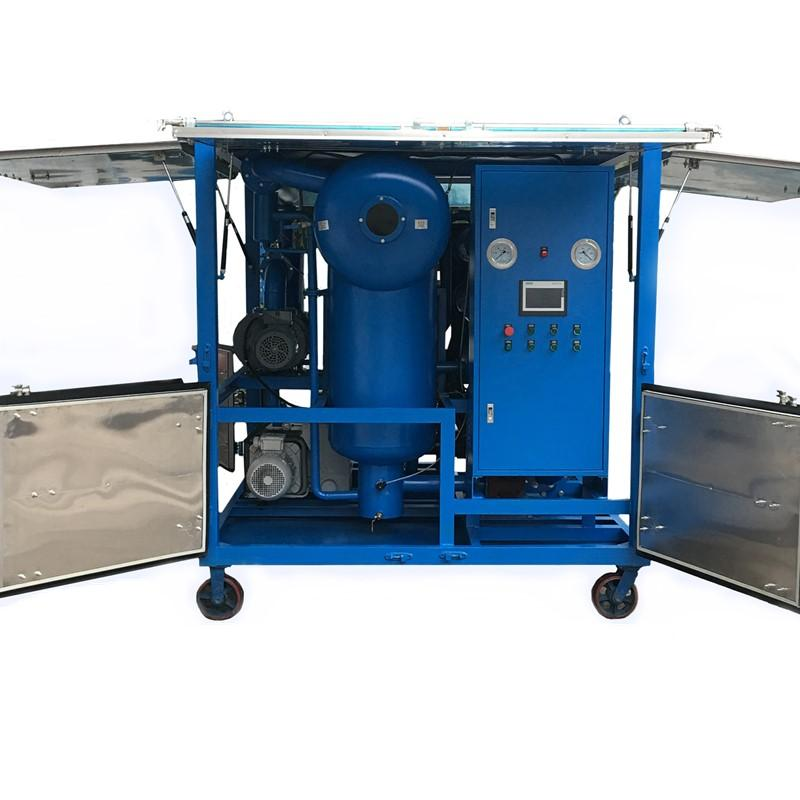 Double Stage Transformer Oil Purifier 2
