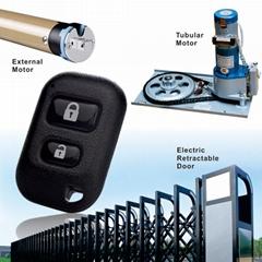YET092 无线遥控器ABS材质
