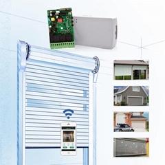 YET845-WF电动门窗控制器手机APP控制