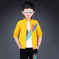 Breathable cool designer Sport Suit Children set clothing