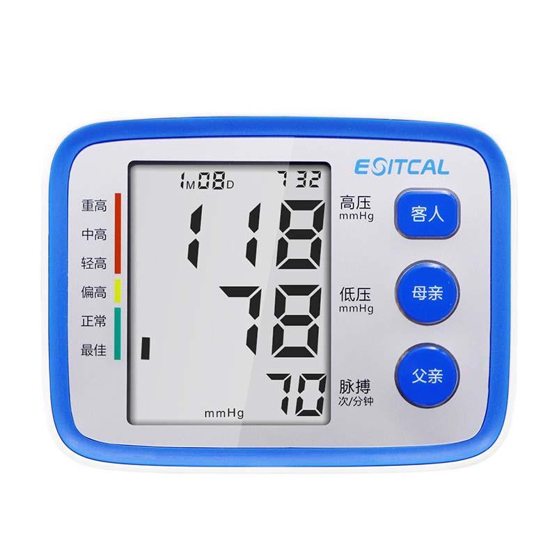 宜科云测远程血压计 2