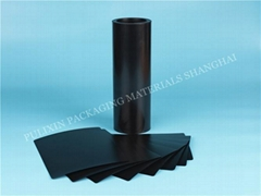 HIPS/PP semi-conductive plastic film  for electronic components packaging