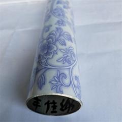 陶瓷纹不锈钢管丰佳缘工厂制造
