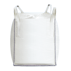 Food grade bulk bag