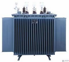 供应S11-M-1250KVA节能低损耗配电变压器
