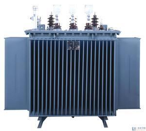 廠家供應  800KVA全密封全銅配電變壓器 2
