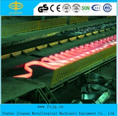 Good quality high speed Steel Hot Rolling Strip Mill Production Line manufacture
